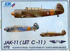 Jak-11 (Let C-11)