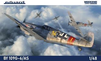 Bf 109G-6/AS Weekend Edition