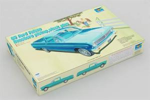 '65 Ford Falcon Ranchero pickup, stock plus