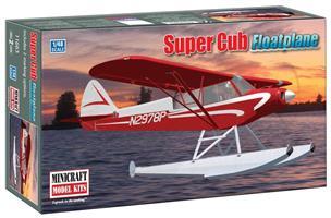 Super Cub Floatplane