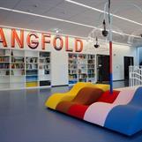 Soundtube lyddusjer, Bibliotek i Randaberg