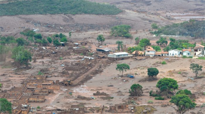 Why Samarco tailings dam failed
