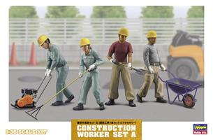 CONSTRUCTION WORKER SET A