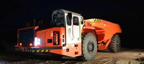 Sandvik unveils intelligent mining truck