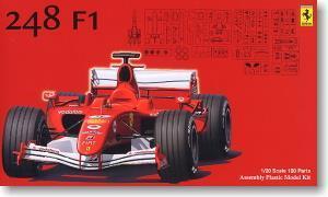 Ferrari 248F1 2006 Test car, Schumacher