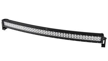 LED arbetsljus ramp 1260 mm (böjd)