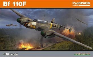 Bf 110F / Kirkenes 1942