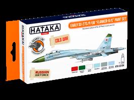 "Early Su-27S/P/UB ""Flanker-B/C"""