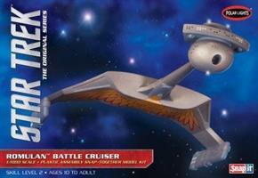 Star Trek The Original Series Romulan Battle Cruis