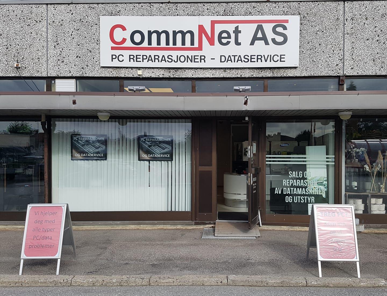 CommNet AS, Vestre vei 4 (Lande Senter) sarpsborg