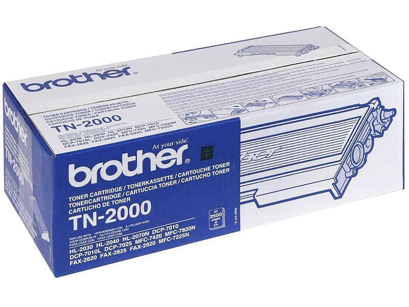 TONERKIT, BROTHER TN-2000
