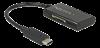 LÄSARE, D-LOCK USB C 3.1 G1