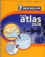 Road atlasNordamerika 2008 spi