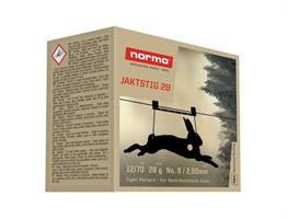 HAGEL 12/70 NORMA JAKTSTIG 28G US9