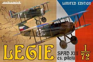 Legie-SPAD XII cs.pilotu,Limited Edition