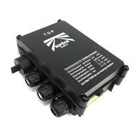 Lös kopplingsbox ASS3 - 6 utgångar