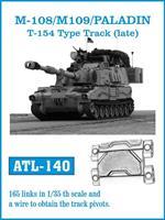 M108 / M109 / PALADIN T-154 Type