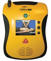 Defibtech Lifeline View - Norsk, NRR, Halvautomati