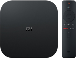 MEDIASPELARE, XIAOMI MI BOX S 4K