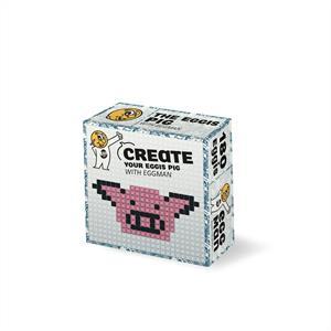 E1ANIMALEGGIS Eggisbox Pig