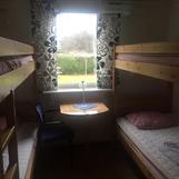 4-bäddsrum med våningssäng
