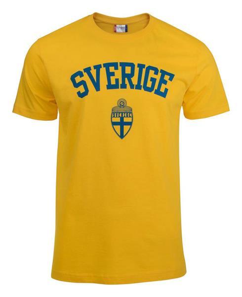 T-shirt Sverige 039020