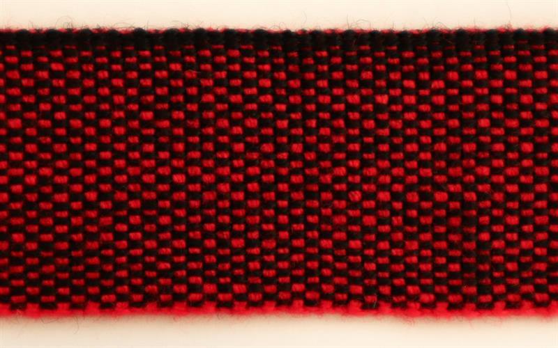 Holbi - Svart og Rød