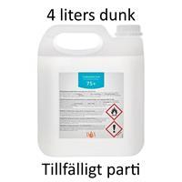 Ytdesinfektion DAX 75+, 4 liter