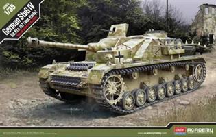 StuG IV Sd.Kfz.167 (Early Version)