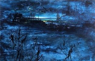 Jarl Goli - Blå natt II