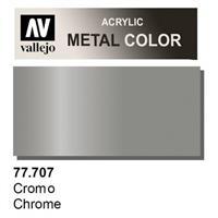 METAL COLOR 77.707 : Chrome