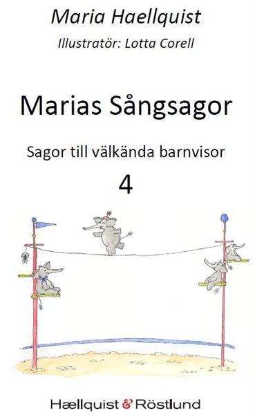 Marias Sångsagor, Häfte 4 - pdf