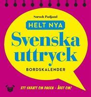 Helt nya svenska uttryck