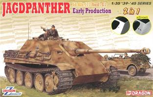 Jagdpanther Ausf. G1 Sd.Kfz. 173 Early Production