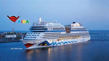 Cruiser Ship AIDA