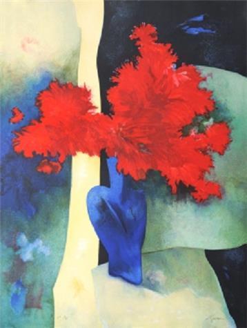 Claude Gaveau-Les Tokyos rouges