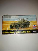 German Half-Track Sd.Kfz. 250/3