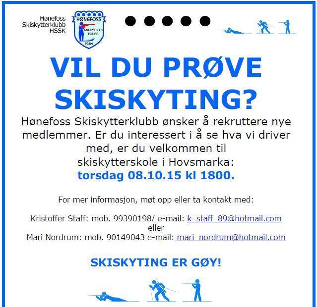 Skiskytterskole