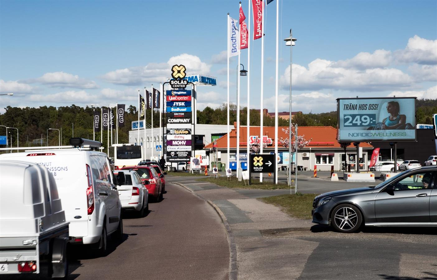 Nordic Wellness - Solåscenter