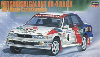 Mitsubishi Galant VR-4 1991 Monte-Carlo/Swedish Ra