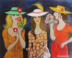 Brit H Smestad-Summer girls
