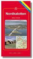Nordkalotten 1:700 000