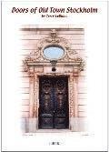 Doors of old town Stockholm