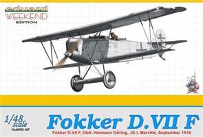 Fokker D. VIIF Herman Göring