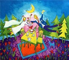Ingrid Roth-Forest Wedding