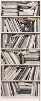 Komar fototapet Bookcase