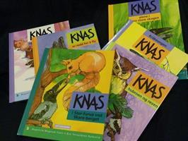 Kråka Knas serie m 6 bøker