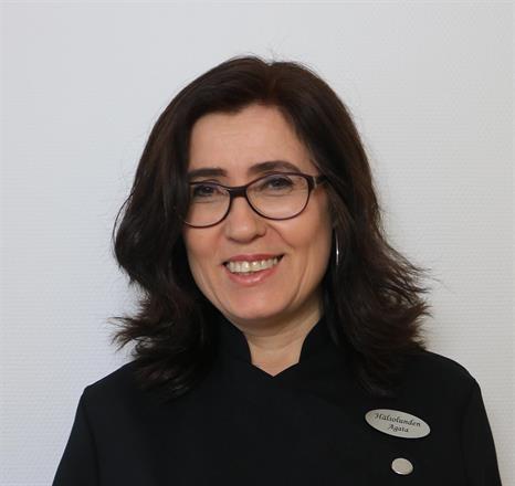 Agata Chyrstowska  - Laserterapeut, massör