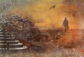 Elisabeth Werp - Mot glødende soloppgang