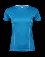 T-shirt Performance Tee 7006 azure Stl M